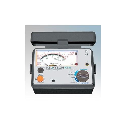Kewtech Analogue Insulation/Continuity Tester