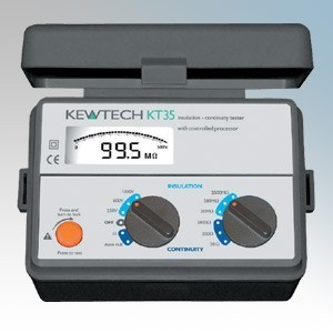 Kewtech Digital Insulation/Continuity Tester