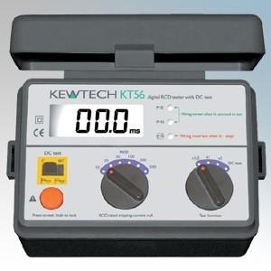 Kewtech Digital RCD Tester