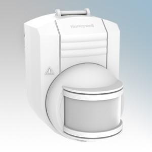 Honeywell L430S White Wireless Motion sensor (PIR) With Batteries & Fixings IP54 Detection Range 12m - 140°