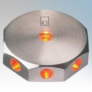 Collingwood ML02 Decorative LED Mini Light With Amber LED 1W 350mA