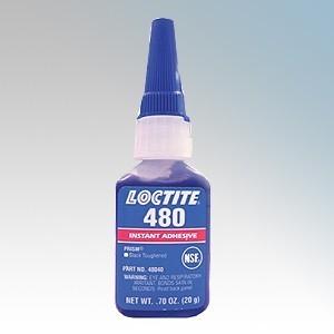 301181 Loctite 480 Super Glue Tube 20g Bottle