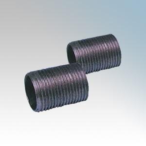 Galvanised Steel Screwed Nipple 20mm