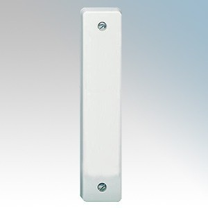 Crabtree 4003 Capital White Moulded Architrave Blank Plate