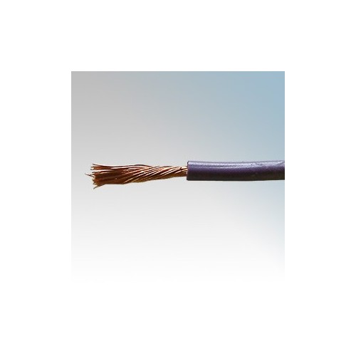 PW014.0VIO Violet Single Core Tri-Rated Switchgear Wiring Cable 4.0mm 100m Reel