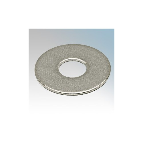 S1032PW Electro-Zinc Plated Penny Washers M10 x 32mm ( Pack Size 100 )