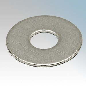 S832PW Electro-Zinc Plated Penny Washers M8 x 30mm ( Pack Size 100 )