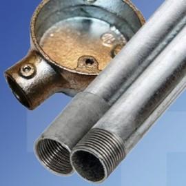 Round Steel Conduit