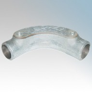 Inspection Bends For Round Steel Conduit