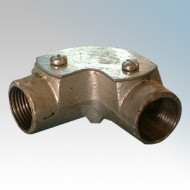 Inspection Elbow For Round Steel Conduit