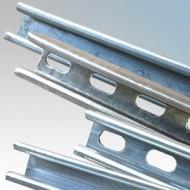 Galvanised Steel Channel 3m Lengths