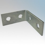 Angle Fittings For Galvanised Channel