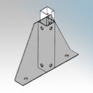 Gussetted Brackets For Galvanised Channel