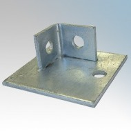 Channel Base Fittings For Galvanised Channel