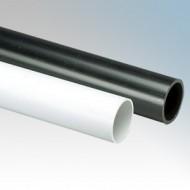 Round PVC Conduit - 3m Lengths