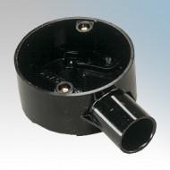 Terminal Boxes (1 Way) For Round PVC Conduit