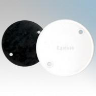 Box Lids & Gaskets For Round PVC Conduit