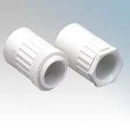 Threaded Adaptors For Round PVC Conduit
