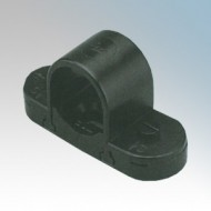 Snap Fit Spacer Saddles For Round PVC Conduit
