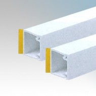 Self-Adhesive Mini Trunking - 3m Lengths