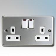 Metalclad 13A Socket Outlets