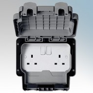 Weatherproof  13A Socket Outlets