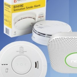 Smoke & Heat Alarms