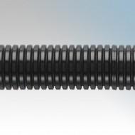 Flexicon Black Type FPAS Nylon Flexible Conduit IP66