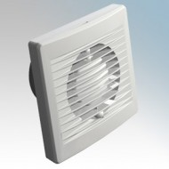 Budget FF100 Mains Voltage Axial Fans 4 Inch / 100mm
