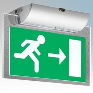 Menvier EvoLED LED Exit Sign