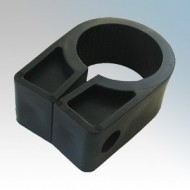 Single Fixing Cable Cleats
