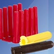 Plastic Wall Plugs