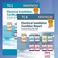 Kewtech Test Certificates