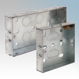 Steel Flush Mounting Boxes