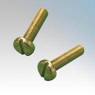 Brass Pan Head Machine Screws