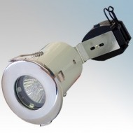 Enlite EFD Fixed GU10 IP65 Fire Rated Showerlights