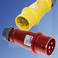 Mennekes IP44 AM-TOP Industrial Plugs