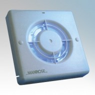 Manrose XF100 Mains Voltage Axial Fans 4 Inch / 100mm
