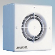 Manrose CF100 Mains Voltage Centrifugal Fans 4 Inch/100mm