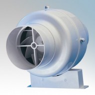 Manrose CFD200S In-Line Mixed Flow Fans 4 Inch/100mm