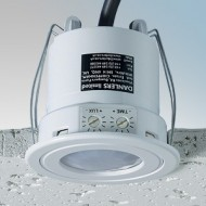 Ceiling Flush-Mounting PIR Switches