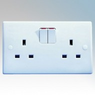 GET Ultimate White Moulded Accessories