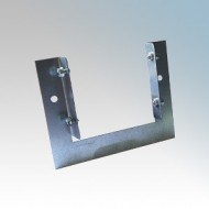 Galvanised Steel Trunking Flanged Connectors IP4X - New Range
