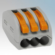 Wago 222 Series Lever Cage Clamp Terminal Blocks