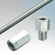 Threaded Rod & Fixings