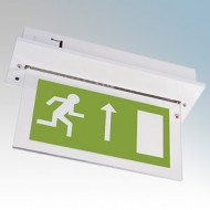 Channel Vale LED Emergency Exit Sign