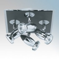 Searchlight Comet Mains Voltage Spotlights
