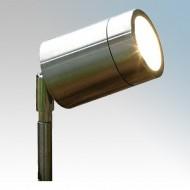 Saxby Lighting Odyssey Stainless Steel Spike Spotlight