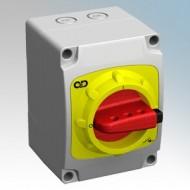 Craig & Derricott I-Switch Moulded Rotary Isolators