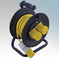 CED 110V Open Cable Reels